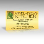 Caterer Business Card Printing