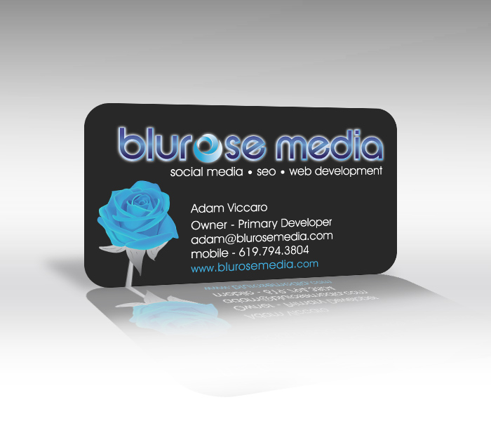 Business cards san diego business card printing plastic business spot uv business card printing reheart Image collections