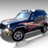 Jeep Wrap Vehicle Wrap