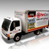 box truck graphics san diego