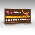 Frequent Customer Business Card Printing