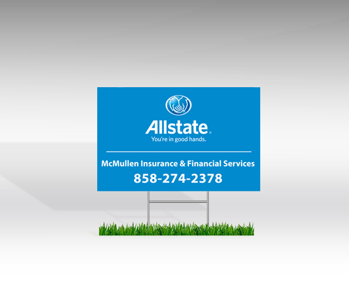 Allstate Sign On >> Real Estate Signs San Diego