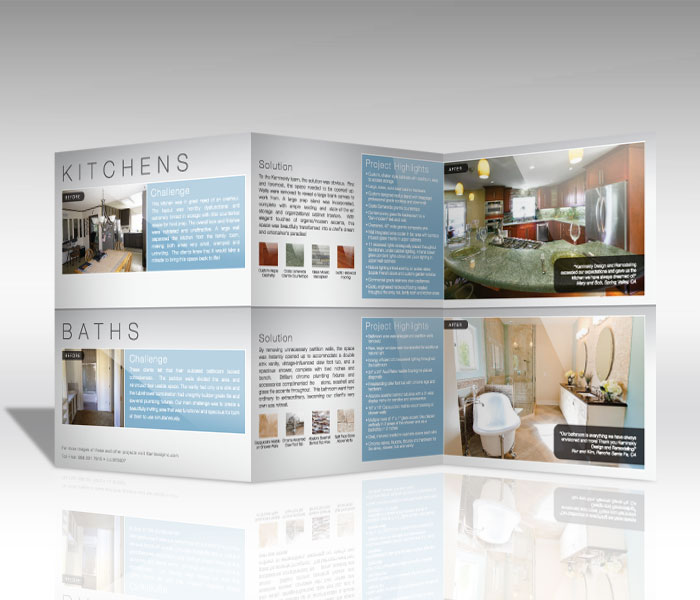 San Diego Brochure Design